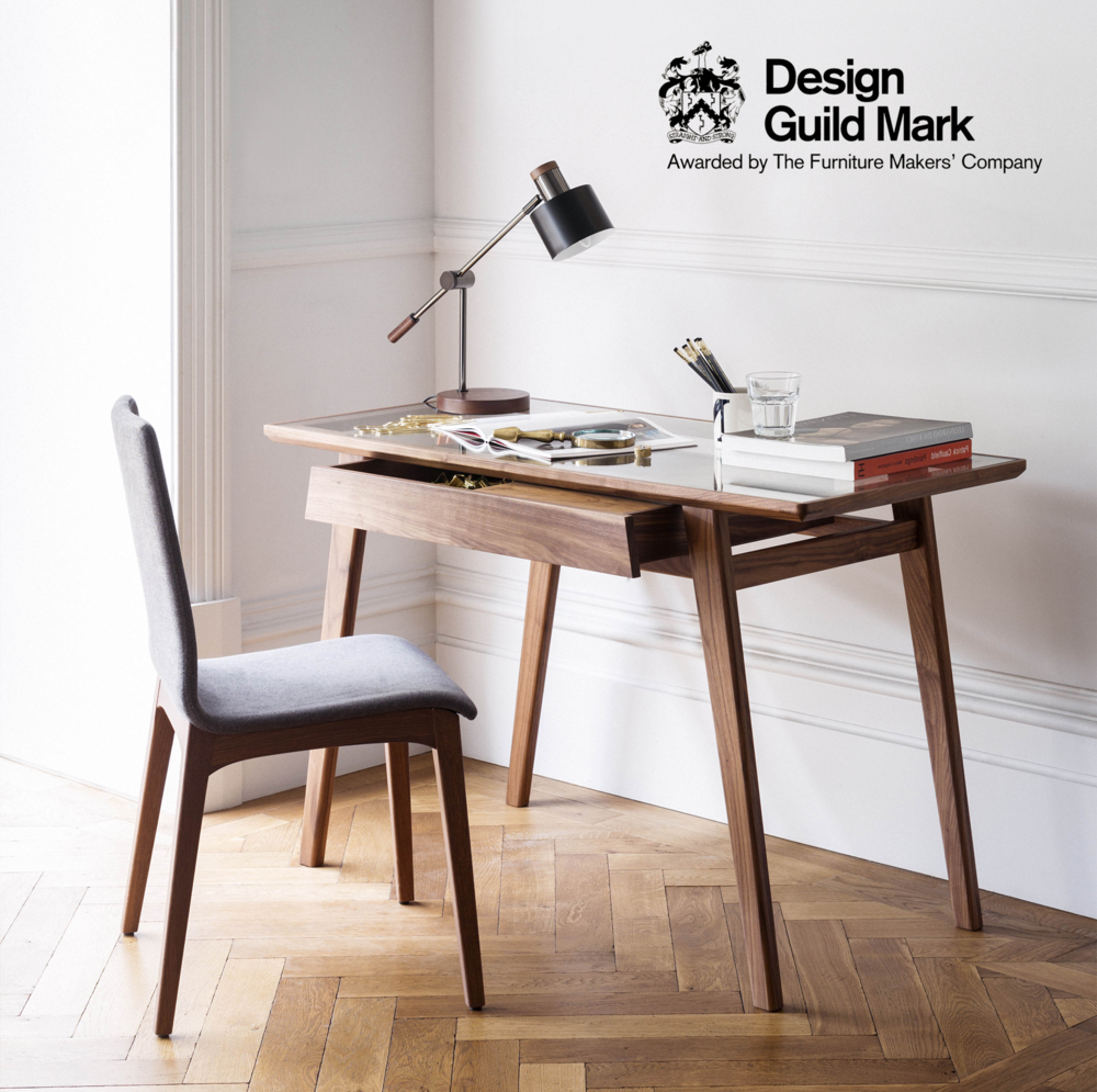 DGM: 150 - The Ashworth Desk  - designed for Conran and Marks & Spencer