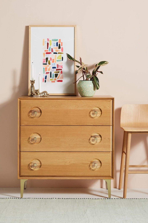 Carraway 3 Drawer Dresser