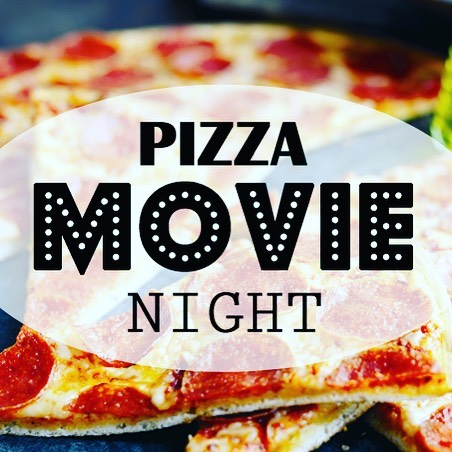 What's that... schools out for summer? Come celebrate this Sunday night with homemade pizza and a film! Your parents have the address and the time!