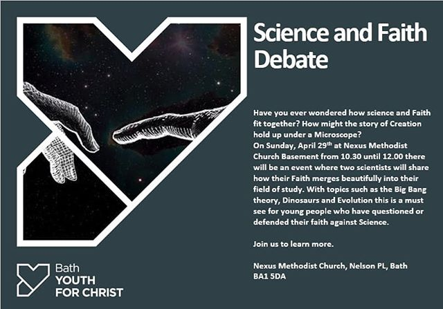 Very excited to launch our first debate event next Sunday! Why not invite a friend to enjoy this too?