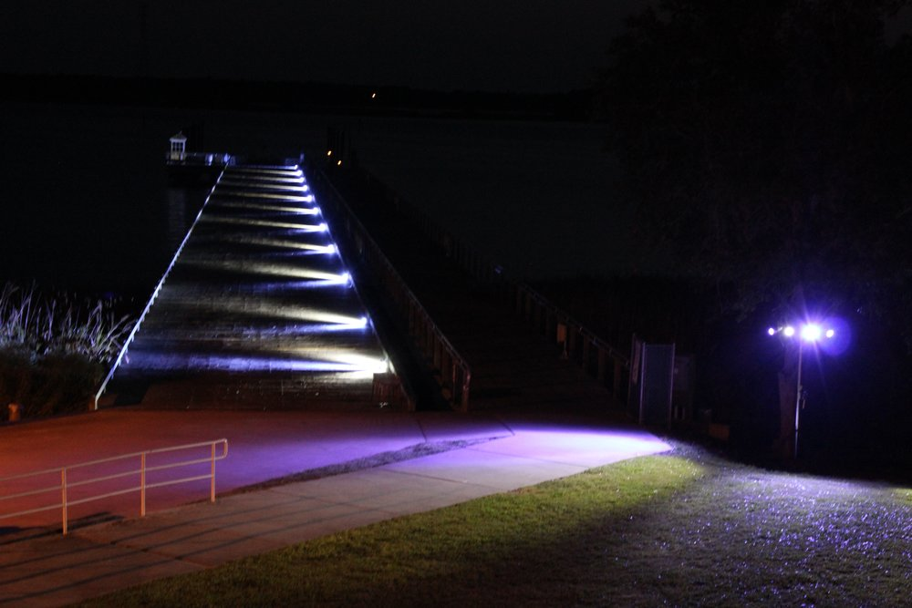 500ft Pier at Events at Watermark Marina