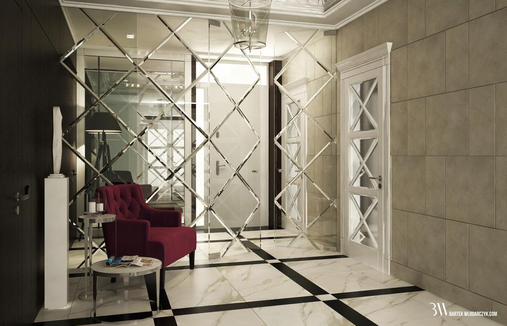 DOM WILANÓW    Klasyczna elegancja w uwspółcześnionej wersji, łącząca użytkową nowoczesność, doskonałe materiały i luksusowe sprzęty.   Galeria