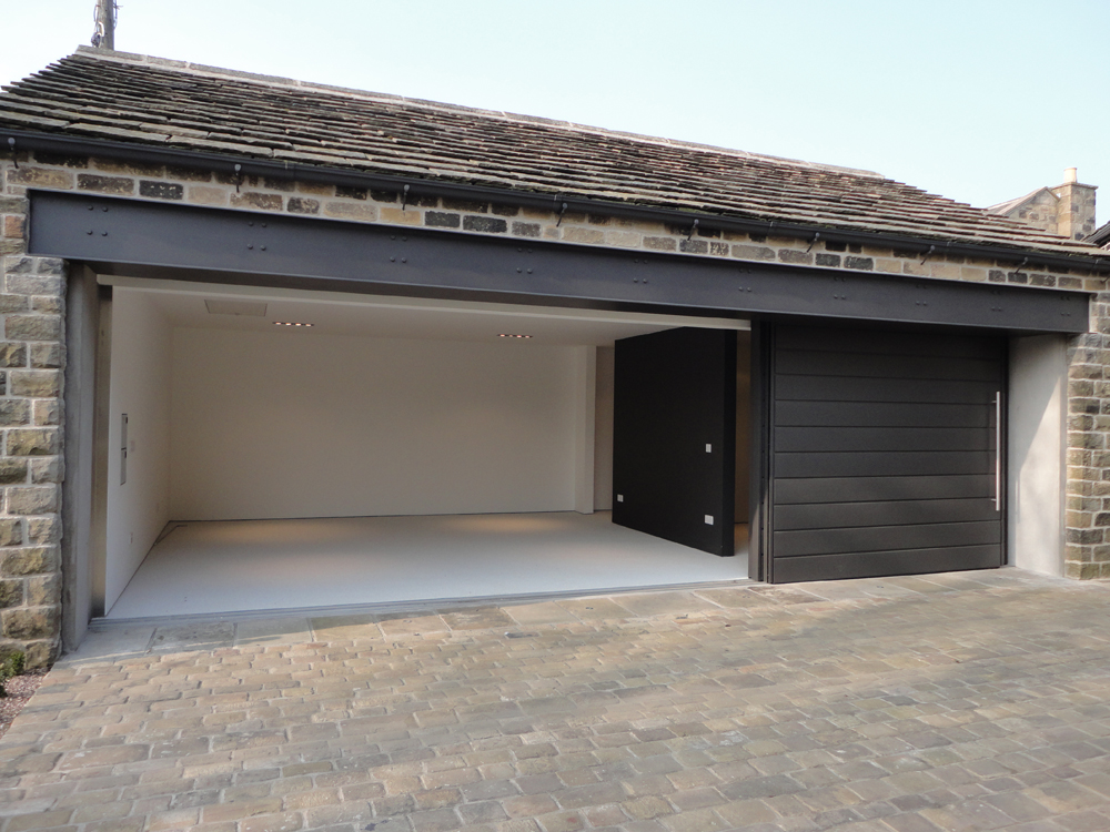 Bespoke Garage Doors — Huddersfield Joinery