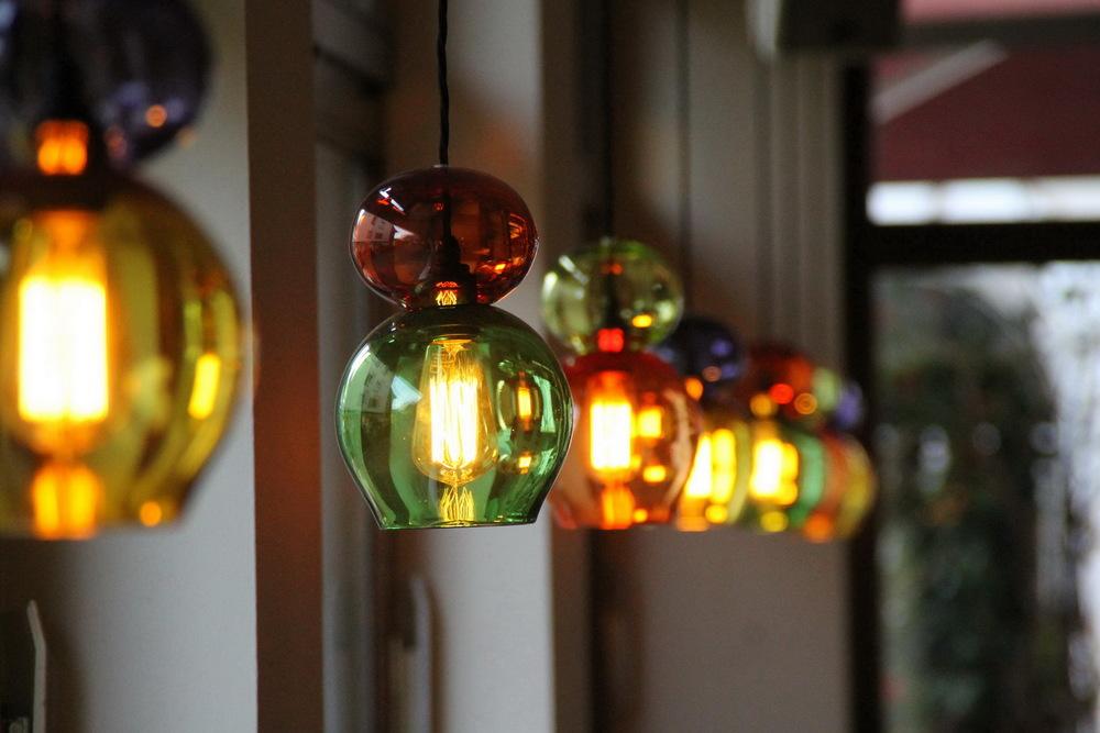 The Bubble Light