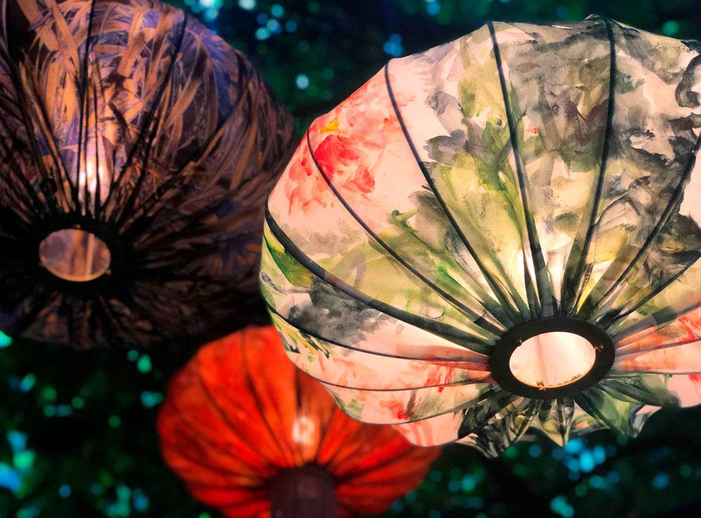Ume Lanterns