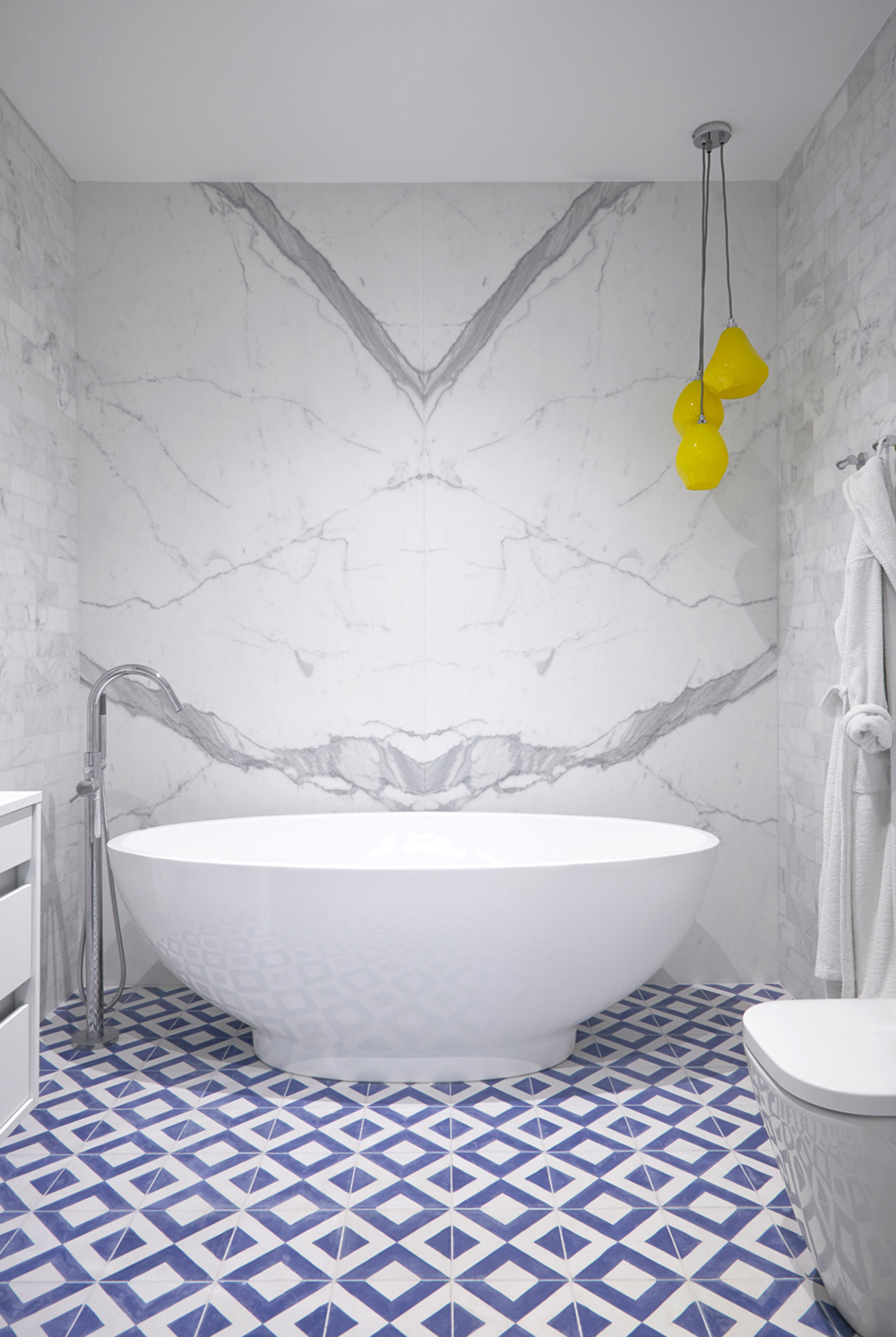 Our  Acid Drops  can now be made to  IP45 standards  for bathrooms.
