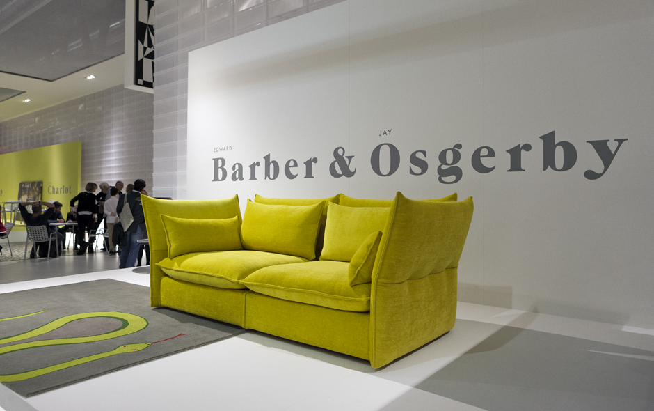 Maripose by Barber Osgerby for Vitra.