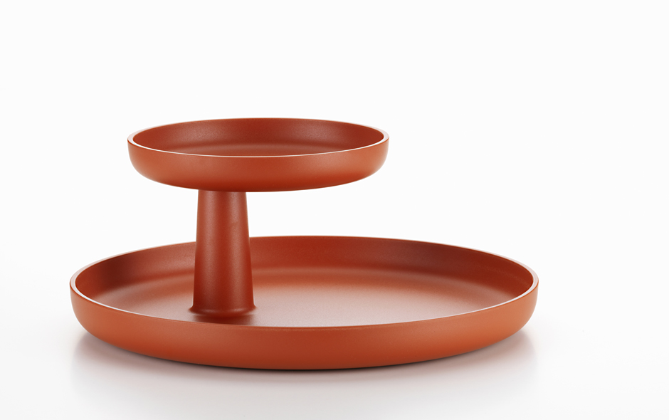 Rotary tray by Jasper Morrison for Vitra.