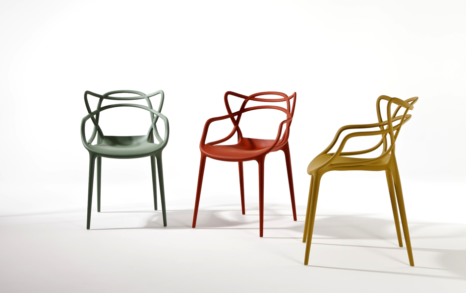 14/19 #14 Frog Chair by Piero Lissoni for Living Divani.