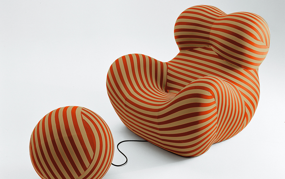 1/19 #1 UP5 & UP6 by Gaetano Pesce for B&B Italia.
