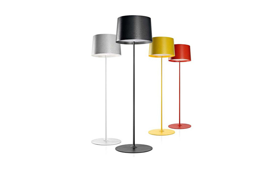 1/4 Twiggy lamp by Ferruccio Laviani for Foscarini.