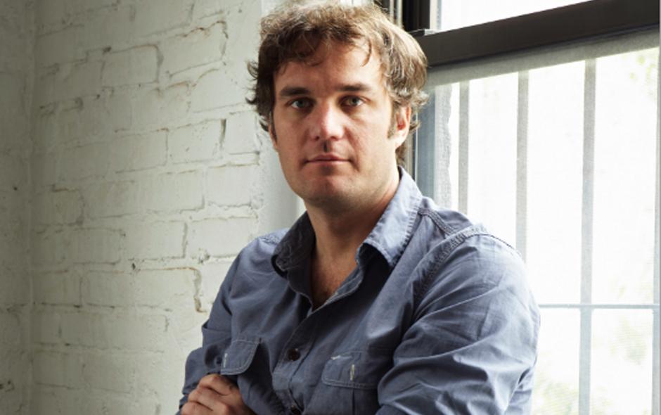 1/4 Jason Miller, designer and founder of New York-based lighting group Roll & Hill.