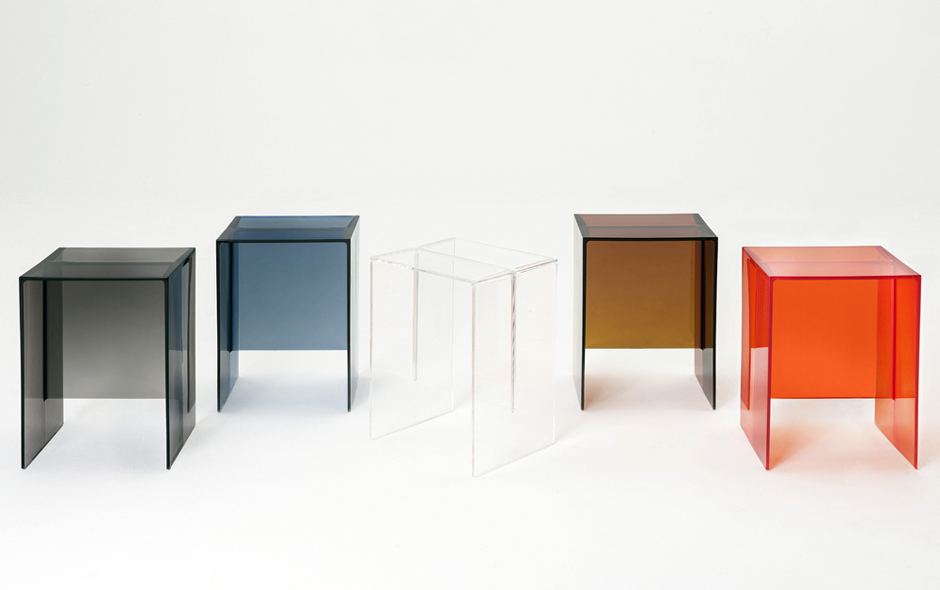 3/4 Beam bathroom collection designed for Kartell and Laufen.