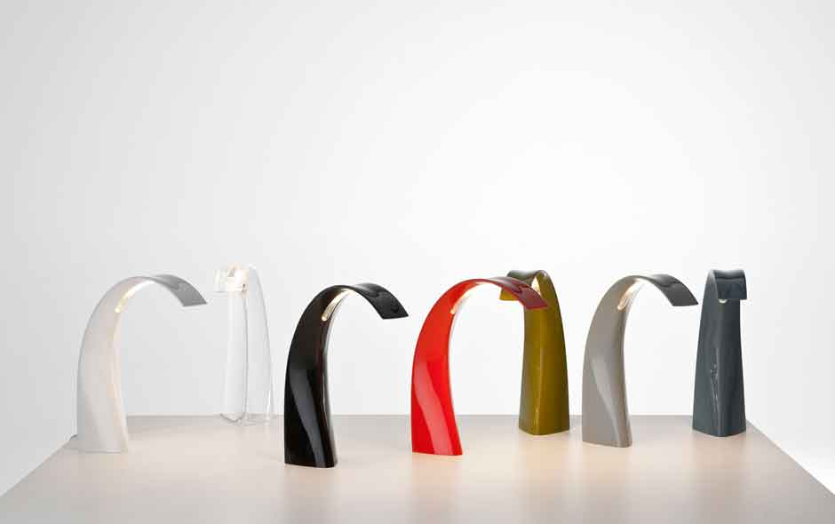 6/15 Taj by Ferruccio Laviani for Kartell.