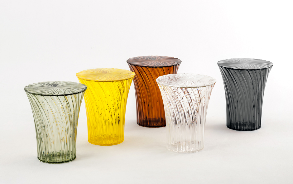 5/6 Sparkle by Tokujin Yoshioka for Kartell.
