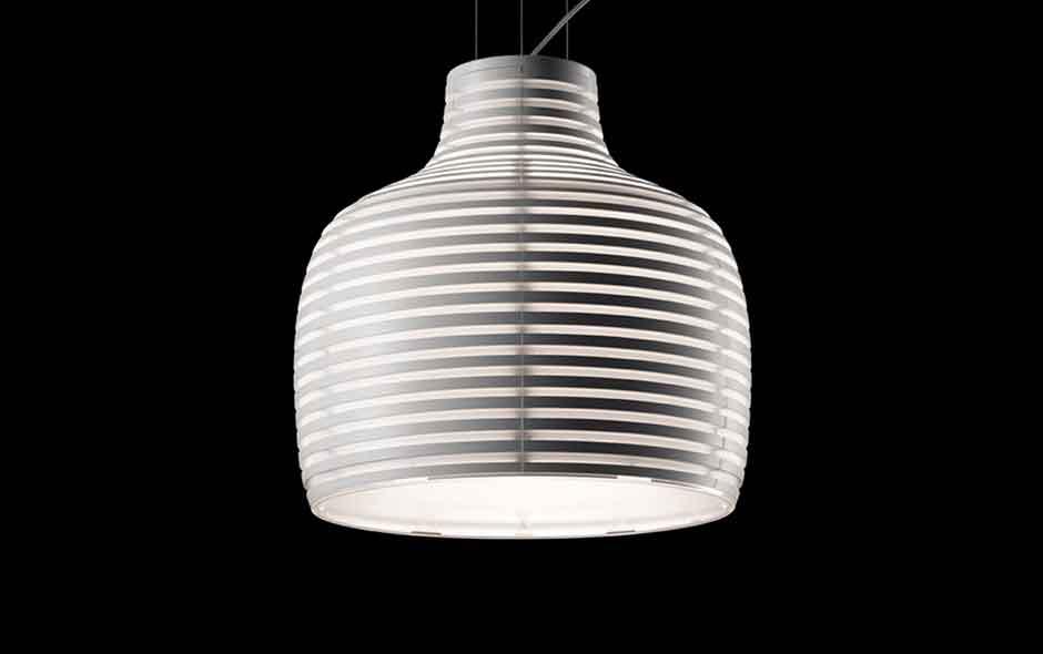17/19 Beehive hanging pendant by Foscarini.