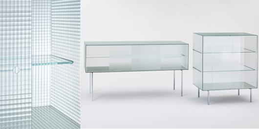 Piero Lissoni's 2016 collection for Glas Italia.