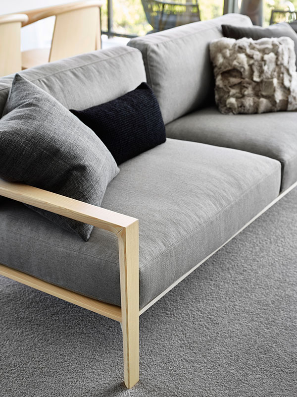 SP01 Ling two-seater sofa