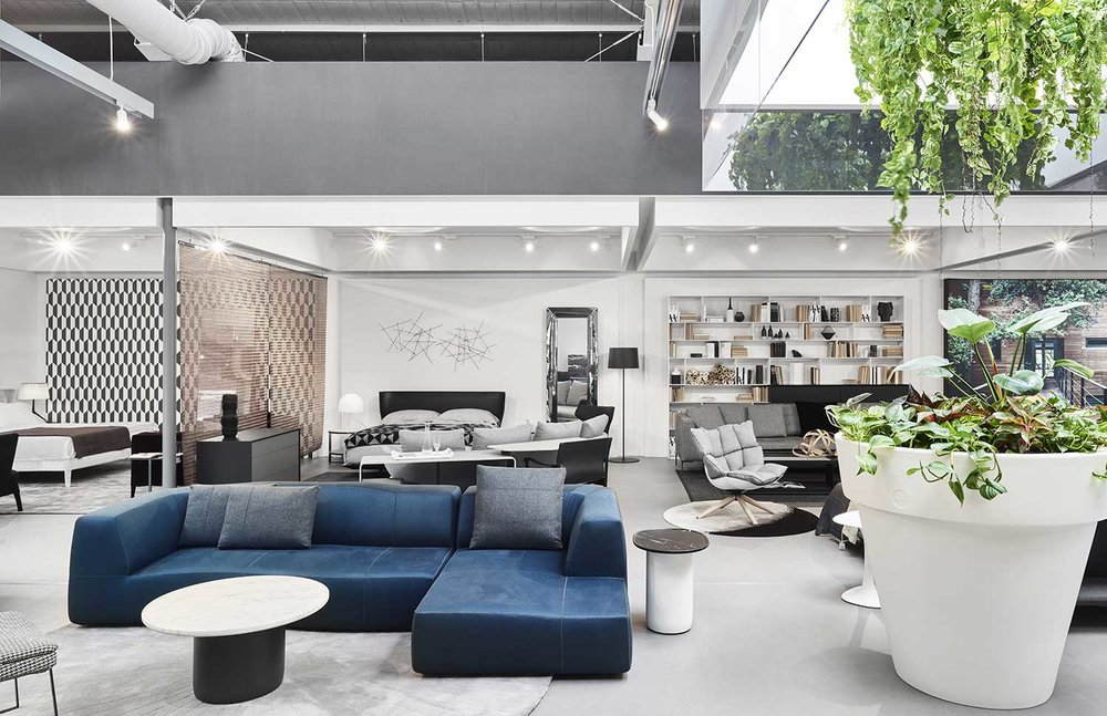 Space Furniture 39 S New Showroom By Designoffice More Space Magazine