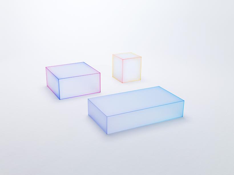 Soft by Nendo for Glas Italia.