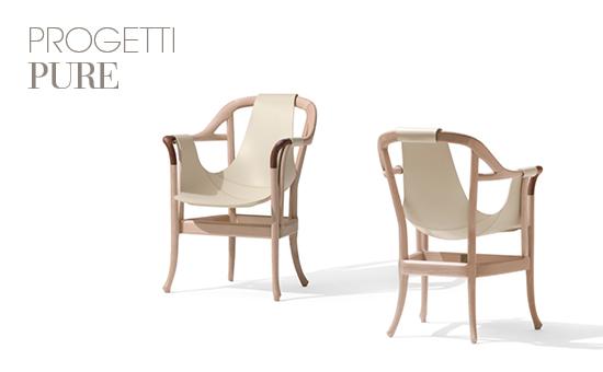 Progetti Pure by  Umberto Asnago for Giorgetti