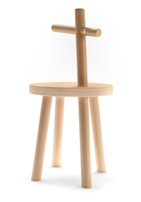 Woody Table by Marcel Wanders for Moooi.