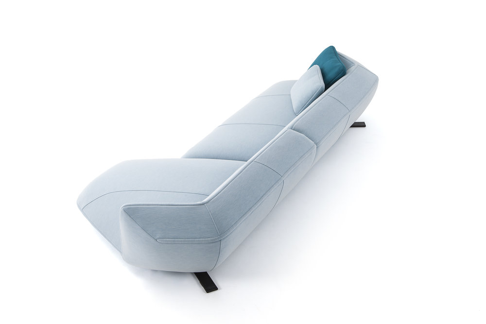 Floe Insel by Patricia Urquiola for the Cassina Contemporary collection.