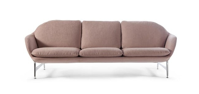 Vico sofa by Jaime Hayon for Cassina.