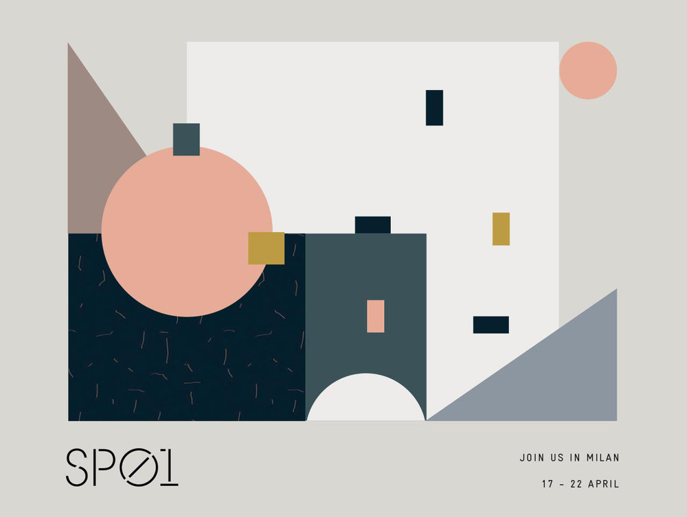 SP01 will be on show in Milan at two exhibitions – Archiproducts and Local Design – during the annual Milan Furniture Fair from 17–22 April.