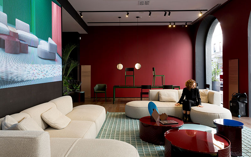 ffaf47b076 Milan Design Week: Colour, Patricia Urquiola, Google and more ...