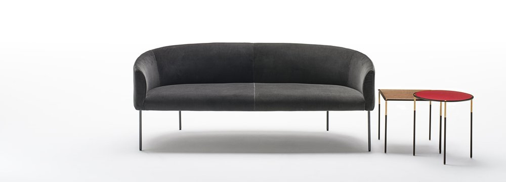 The Era sofa by David Lopez Quincoces for Living Divani.