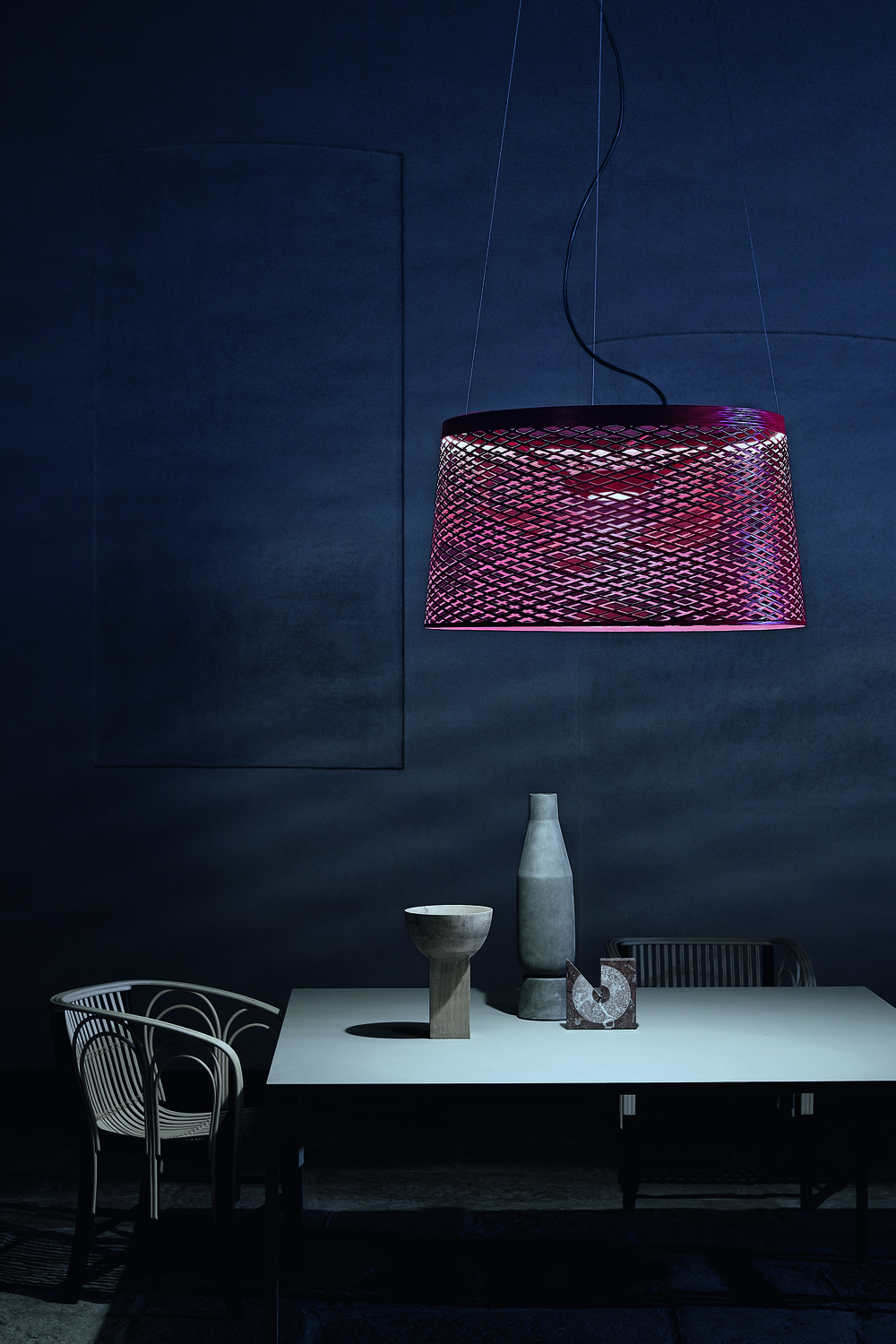 Twiggy Grid by Marc Sadler for Foscarini.