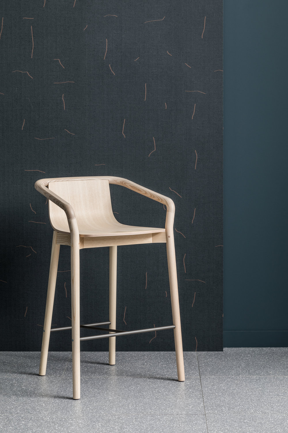 The new Thomas chair collection now has an expanded range of chairs designed for the home, restaurants and workspaces.