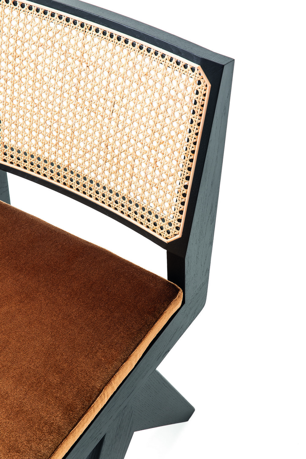 Capitol Office Chair  designed by Pierre Jeanneret for the Chandigarh Project and now produced by Cassina. Photo © Cassina.