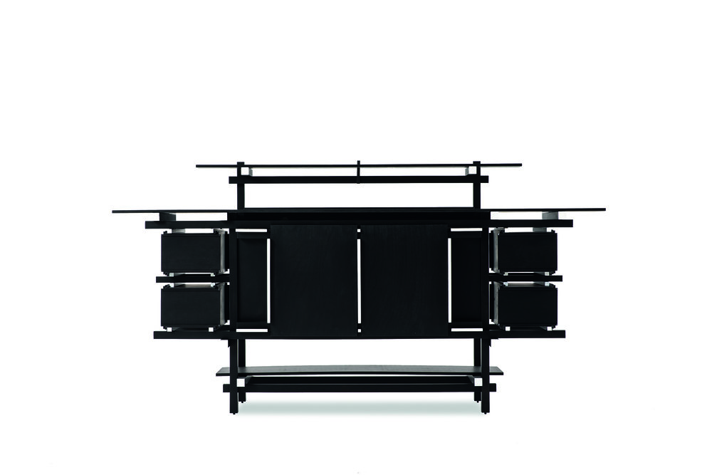 """The  Elling Buffet sideboard designed by Gerrit T. Rietveld  in 1923 and described by  Patricia Urquiola  as """"the jewel"""" in the  Cassina  collection, Photo © Cassina."""
