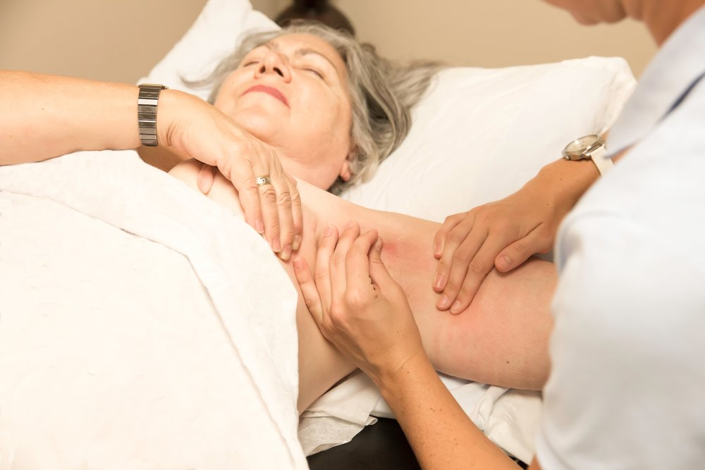 Combined Decongestive Therapy is the recommended treatment for Lymphoedema