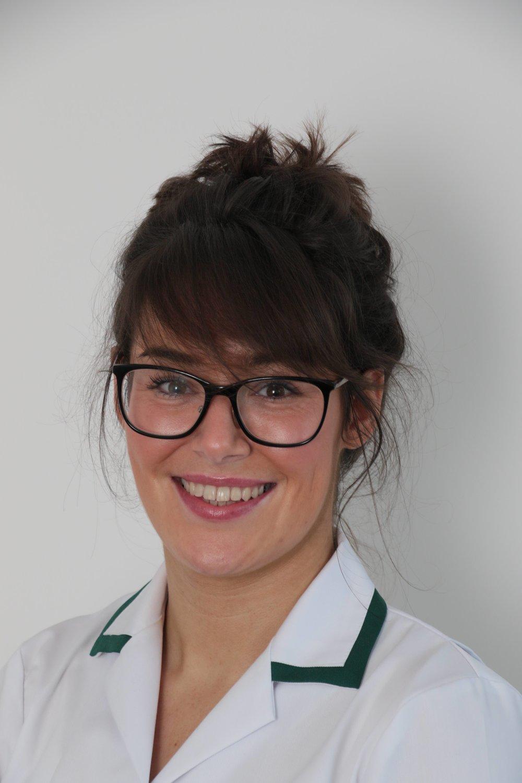 kimberley clarke - occupational therapist
