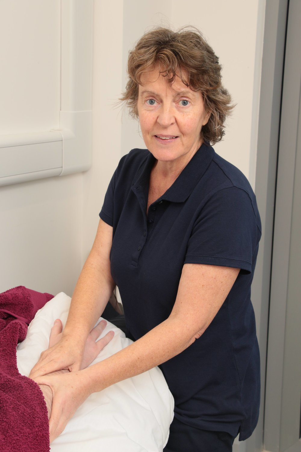 Norah kyne, clinical specialist physiotherapist in lymphoedema management