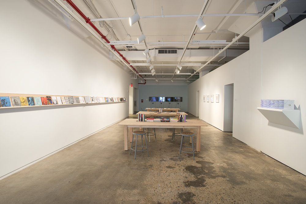 Elective Affinities: A Library, 205 Hudson Gallery