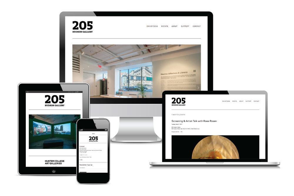 205 Hudson Gallery