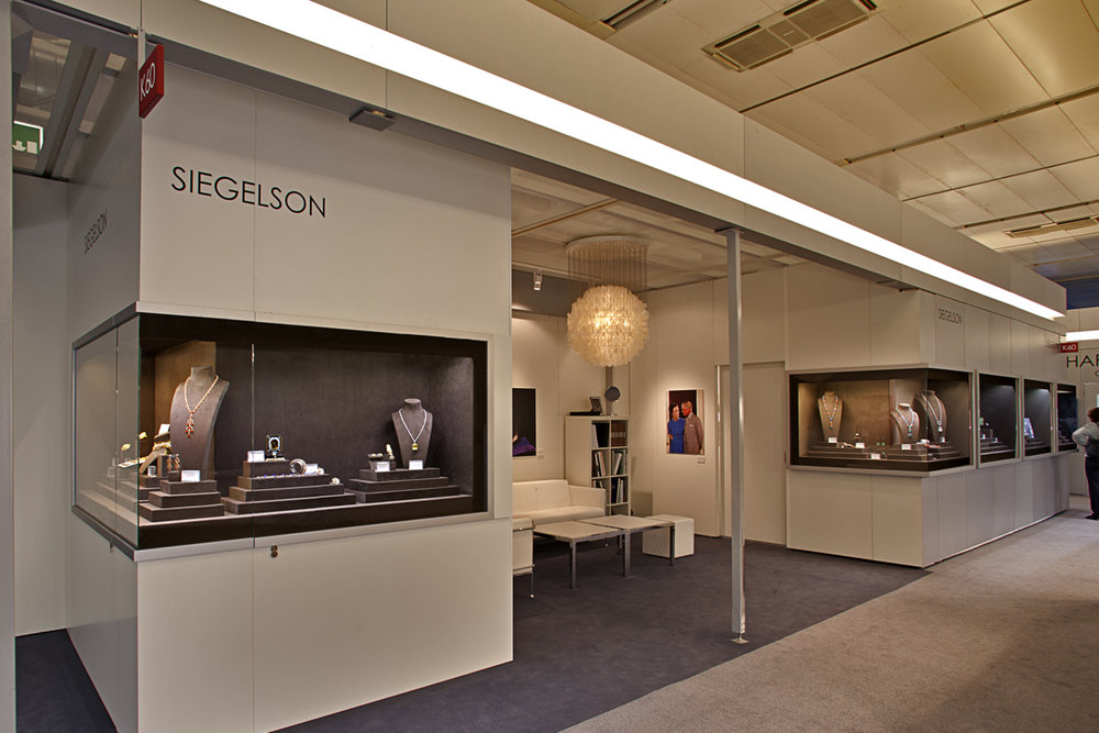 Siegelson Diamonds NY, Baselworld