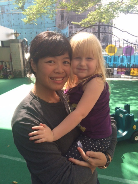 Mikayla ended up making more friends than I did in Tainan! She was a hit, and we were so blessed by the people who loved on her while we were there.