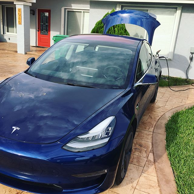 NEMA 14-50 Installation and Meter-Main Combo Replacement for a Model 3 Tesla. #telsa #miami