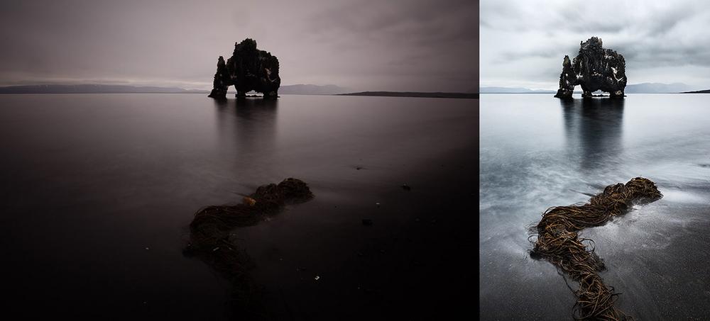 Hvítserkur Arch, Vatnsnes Peninsula, Iceland