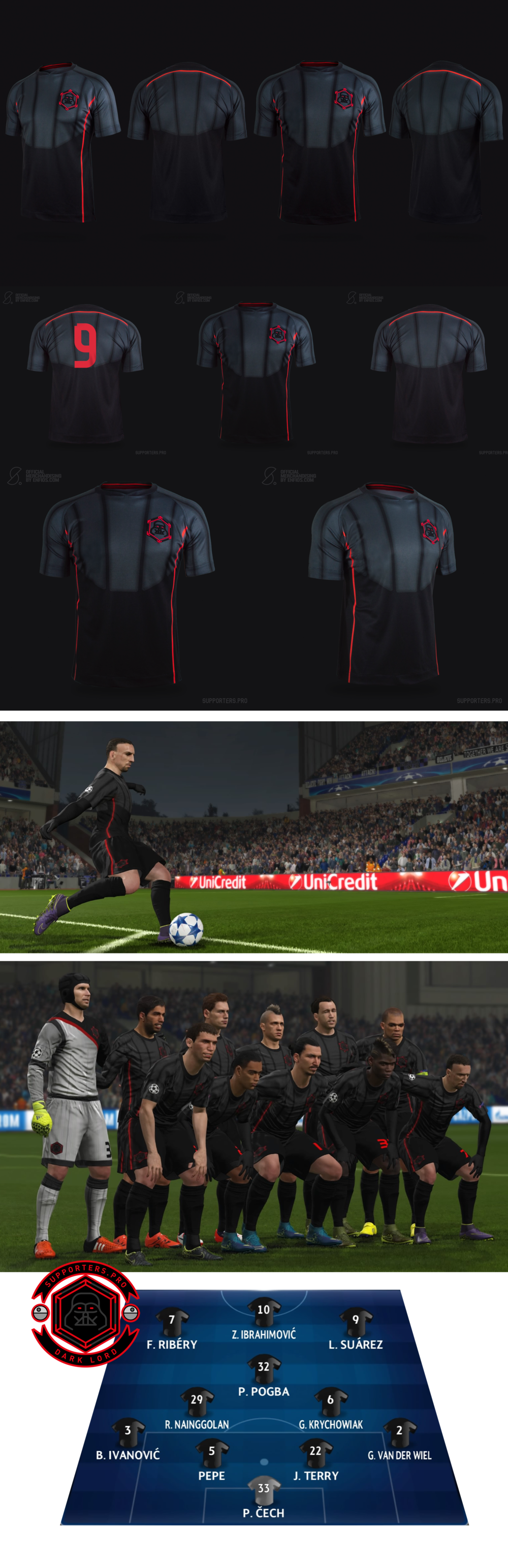 Dark Lord Soccer Wars