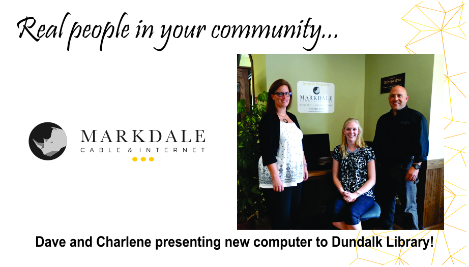 Community  Dundalk Library computer Sept 2015.jpg