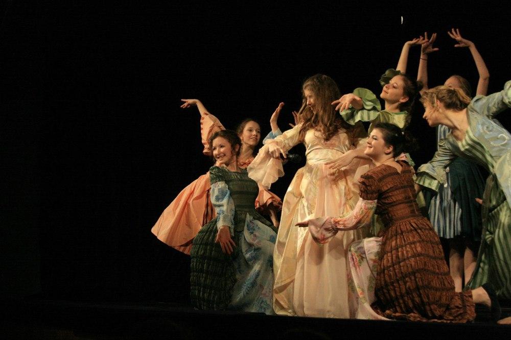 "Dancer/Ensemble Member; ""Shadow""; January 2012"