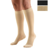 8865S / KNEE HIGH-SOFT TOP, CLOSED TOE, SHORT/20-30 MMHG