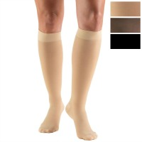 253 / SHEER KNEE HIGH STOCKINGS / 30-40 MMHG