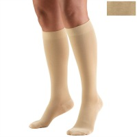 8845S / KNEE HIGH-SOFT TOP, CLOSED TOE SHORT / 30-40 MMHG